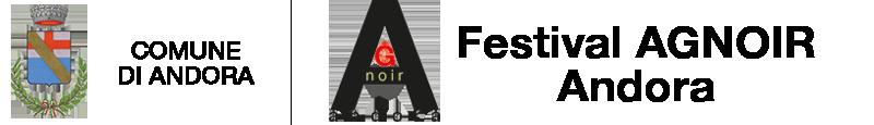 Festival Agnoir Andora Logo